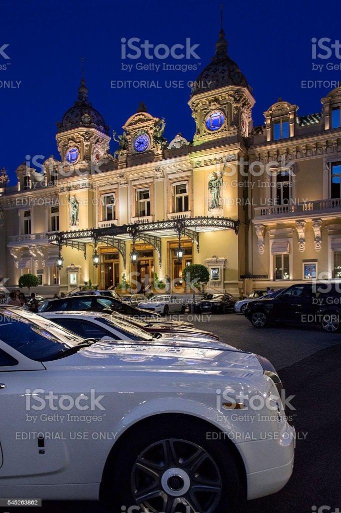 Monte Carlo - Monaco stock photo