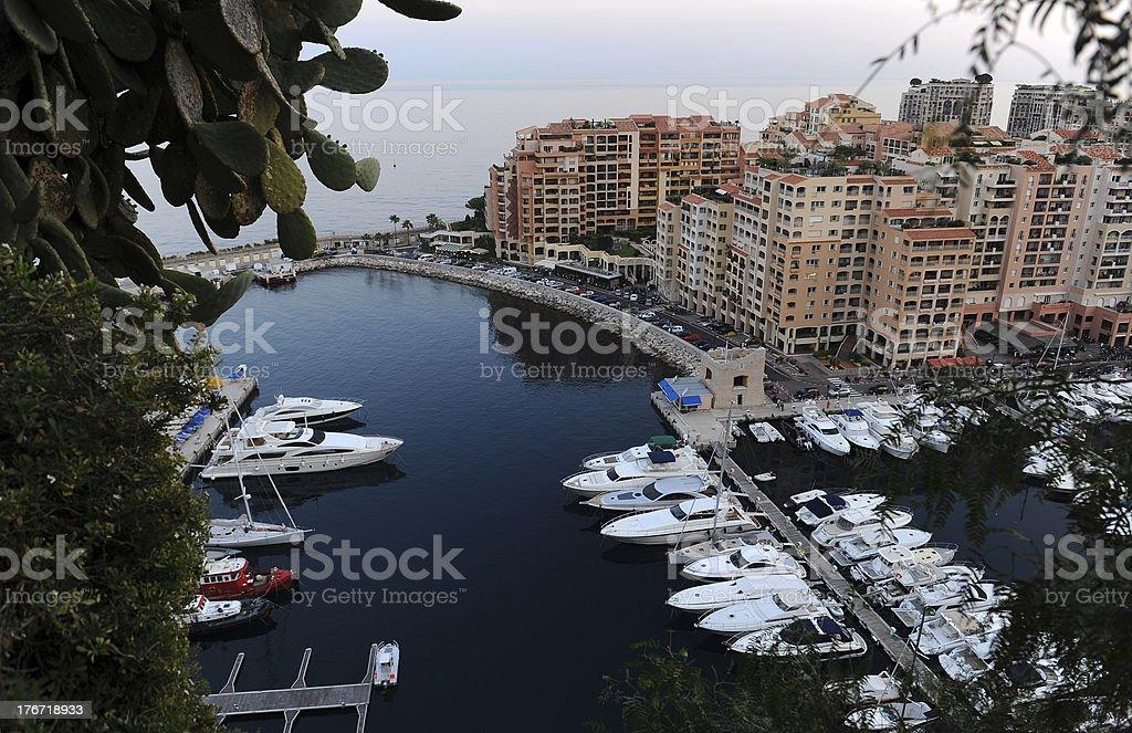 Monte Carlo stock photo
