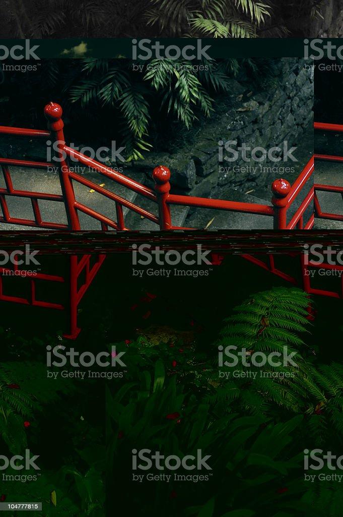 Monte Palace Tropical Garden -  Madeira royalty-free stock photo