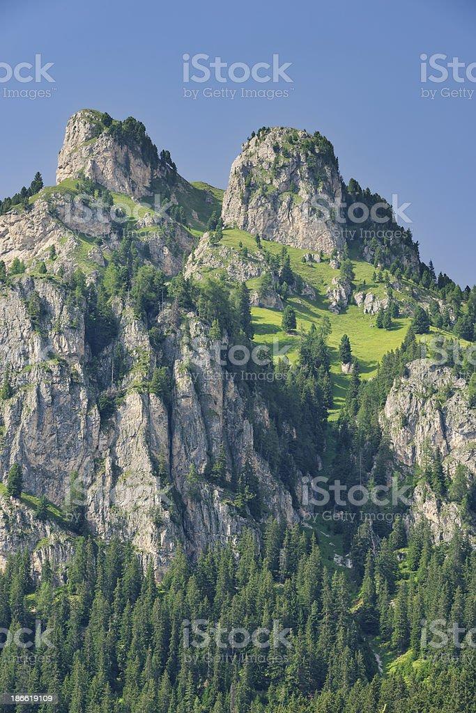 Monte Ponjin royalty-free stock photo