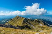 'Monte Terminillo' (Italy), the mountain of Rome