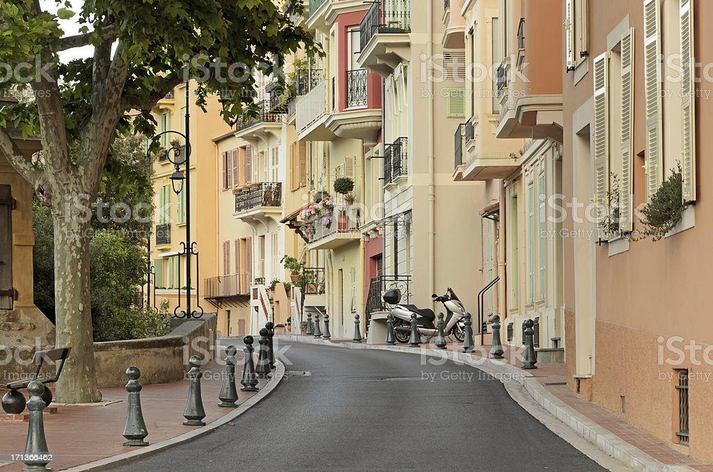 Monte-Carlo stock photo