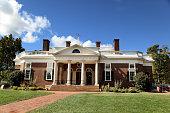 Montecello home of Thomas Jefferson