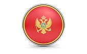 Montenegrian flag