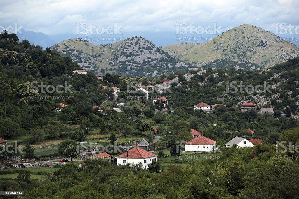 Montenegro stock photo