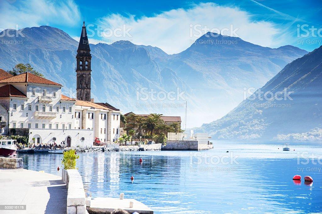 Montenegro. stock photo