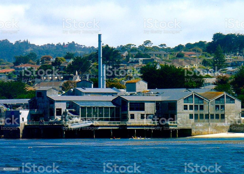 Monterey Bay Aquarium stock photo