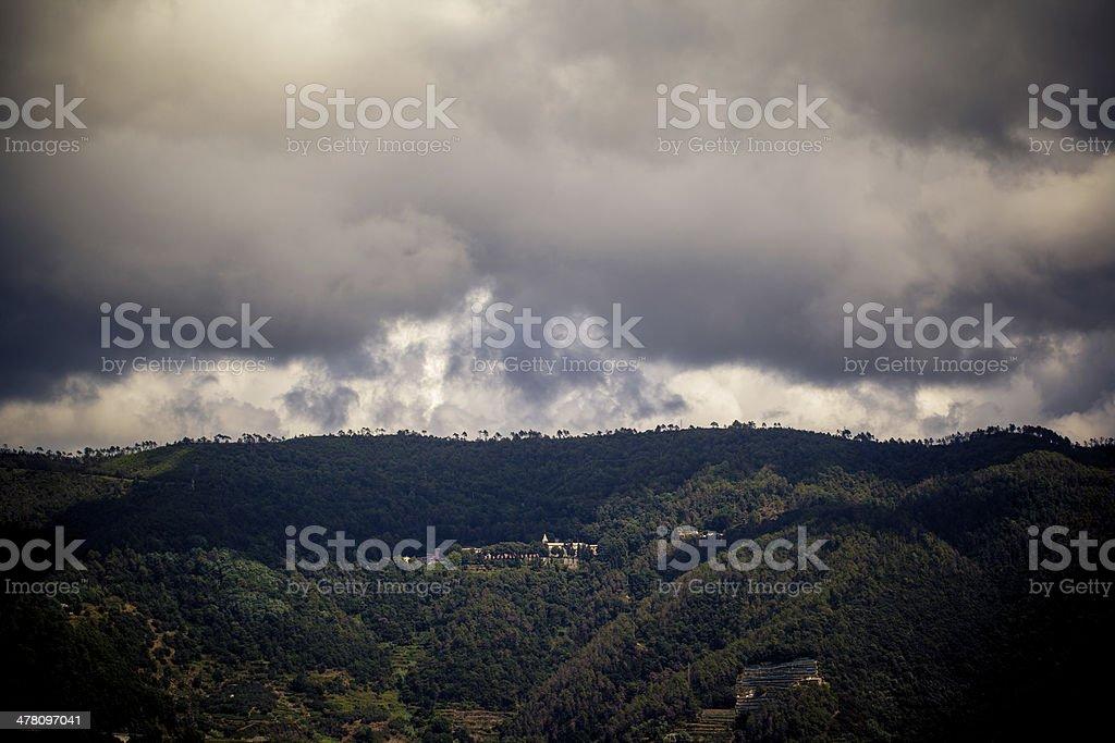 Monterosso royalty-free stock photo