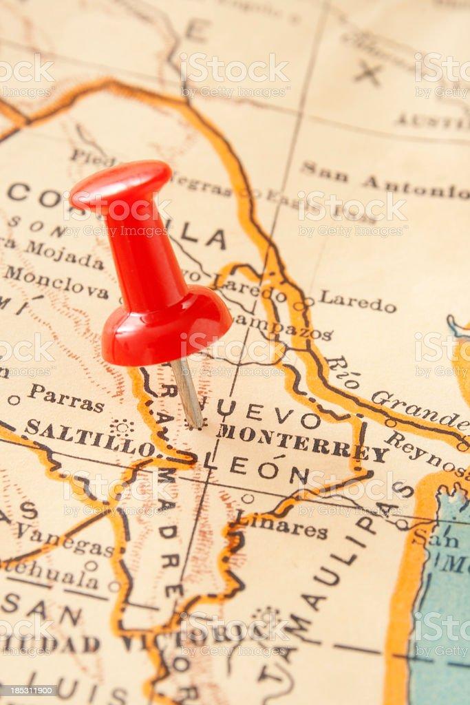 Monterrey stock photo