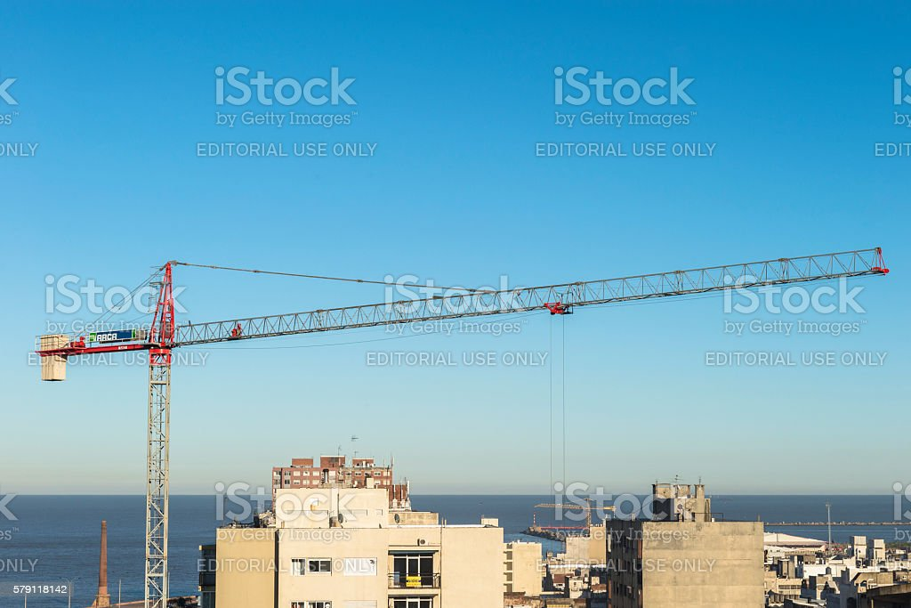 Montevideo - Uruguay stock photo