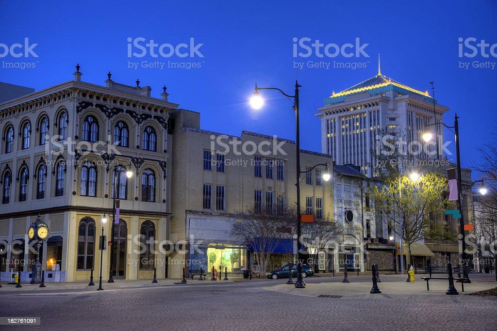 Montgomery  Alabama royalty-free stock photo