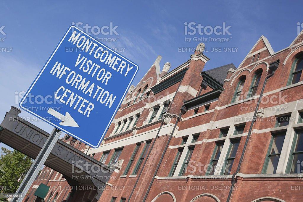 Montgomery, Alabama stock photo
