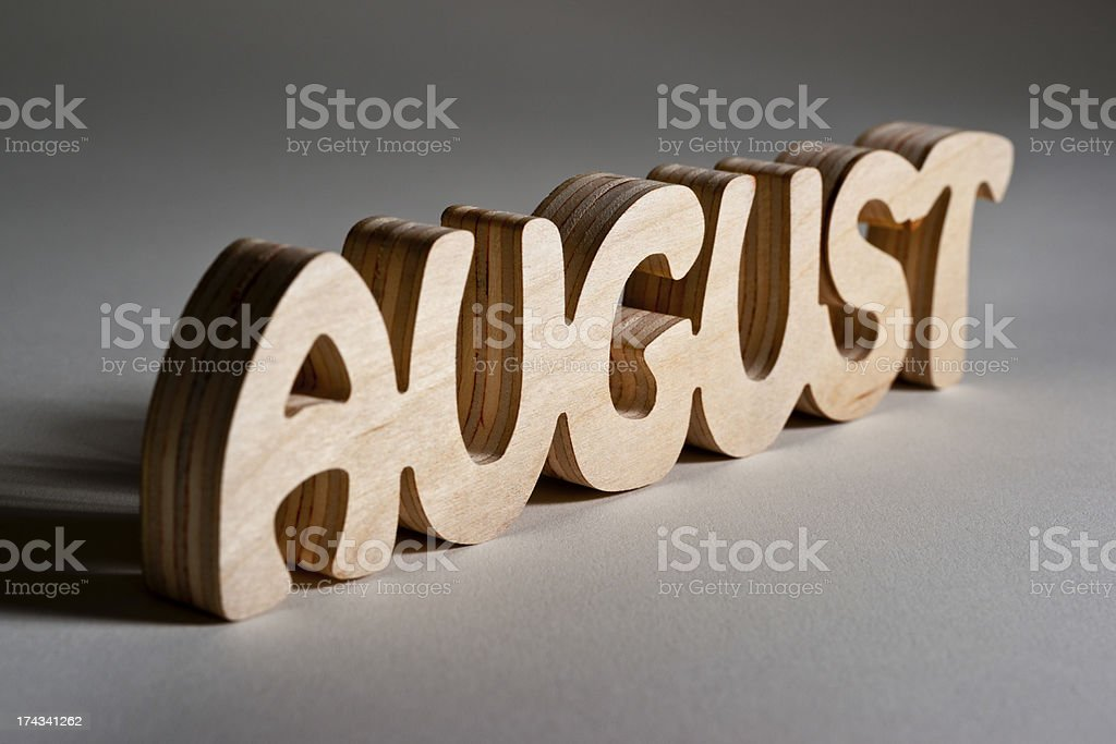 Month: August stock photo