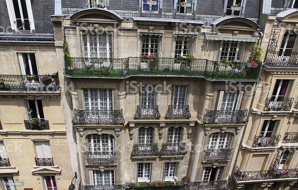 Montmartre Luxury royalty-free stock photo