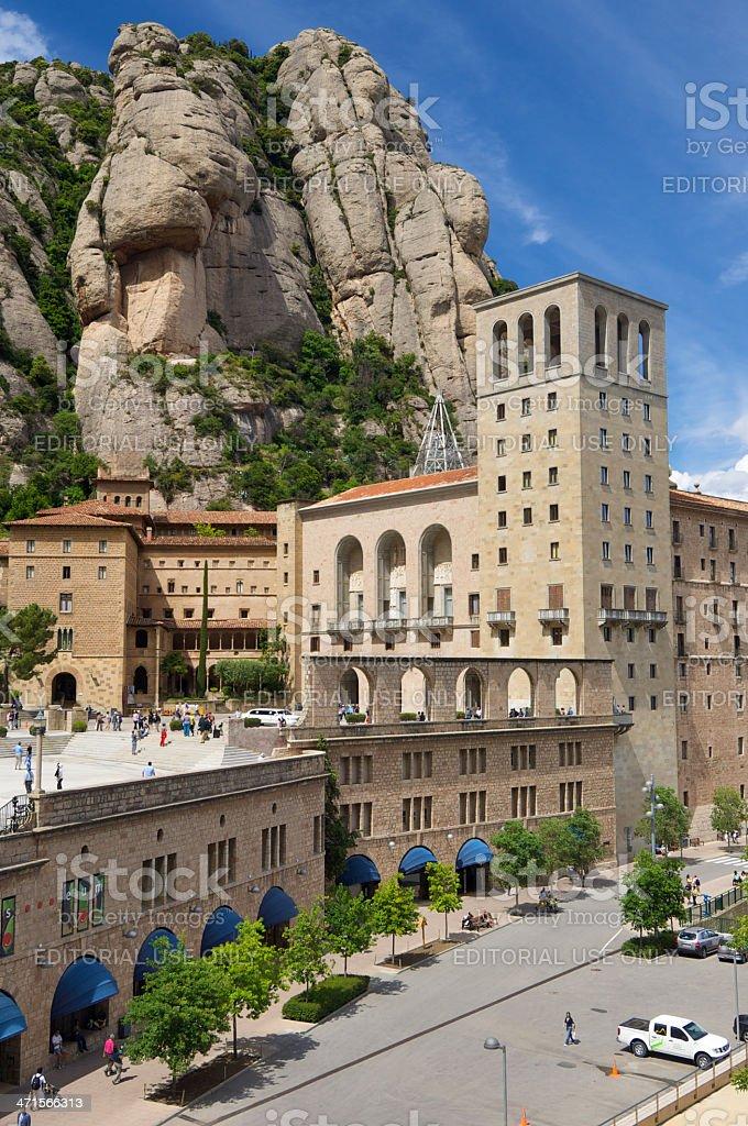 Montserrat royalty-free stock photo