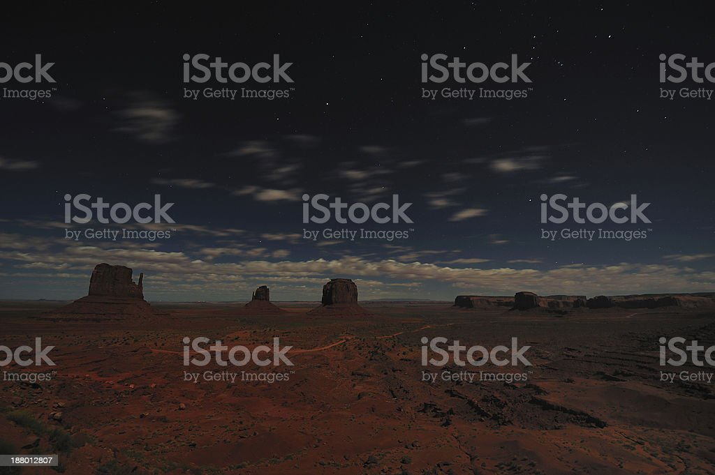 Monument Valley Navajo National Park Utah USA