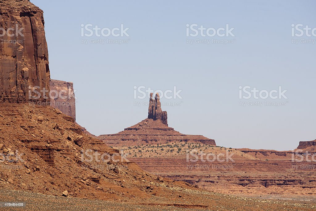 Monument Valley. USA stock photo