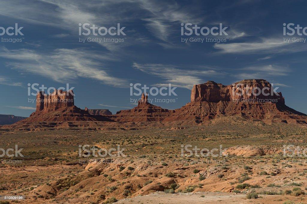 Monument Valley USA stock photo