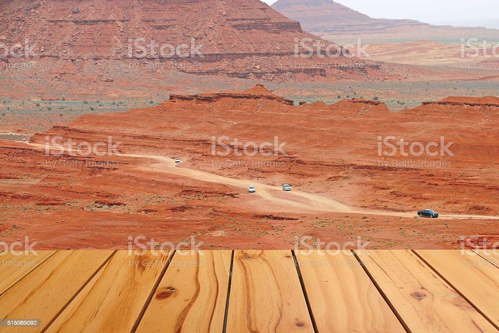 Monument valley,Utah, USA stock photo