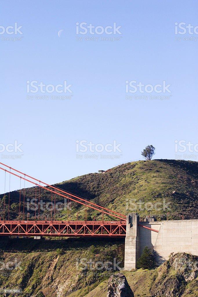 Moon Hill royalty-free stock photo