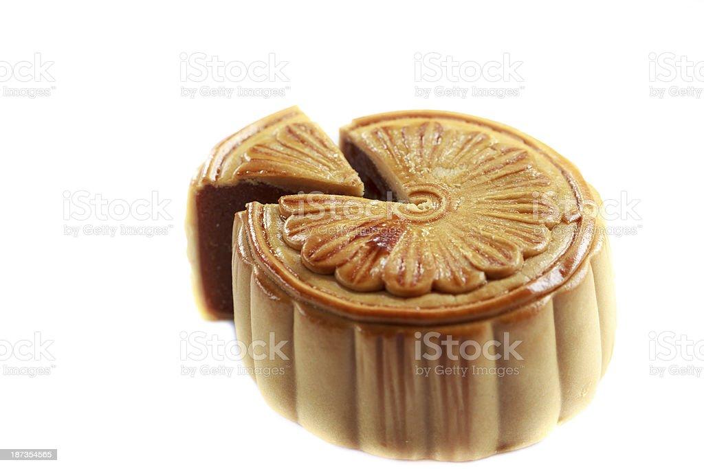 Mooncakes royalty-free stock photo