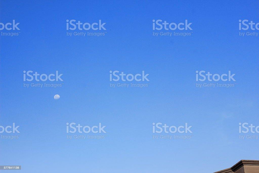 Moonheaven stock photo