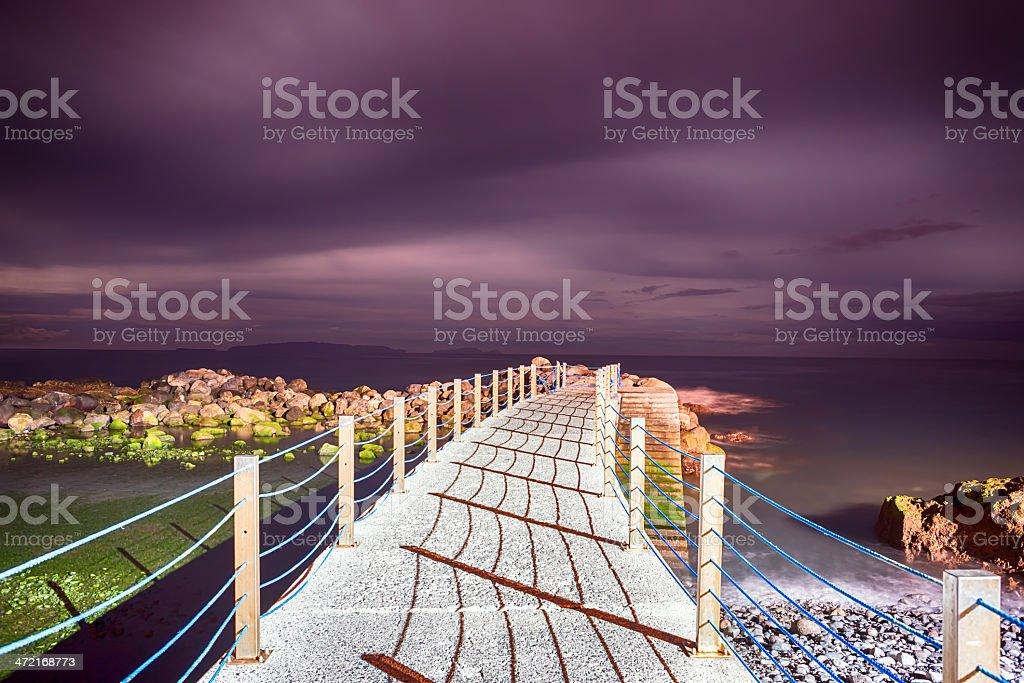 Moonlight Madeira 4. royalty-free stock photo