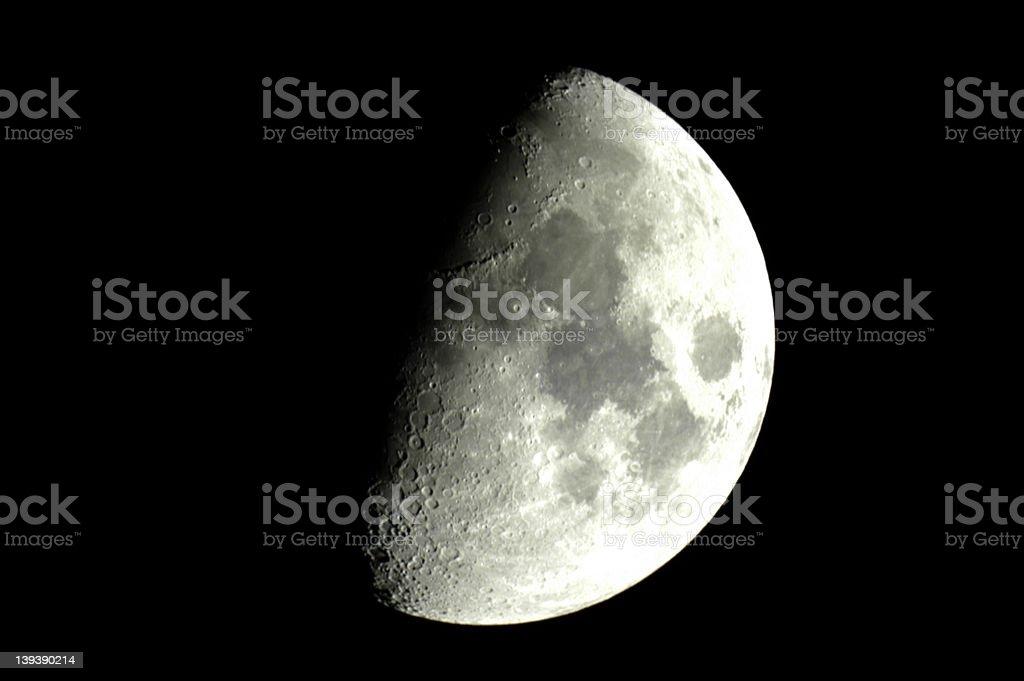 Moonwax stock photo