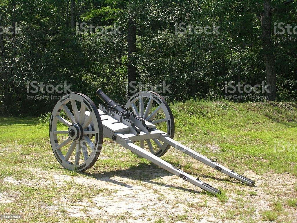 Moore's Creek Battlefield stock photo