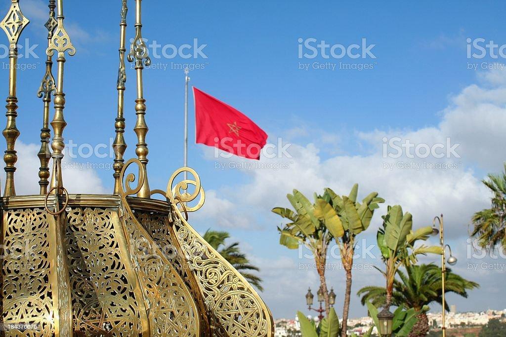 Moorish decoration royalty-free stock photo