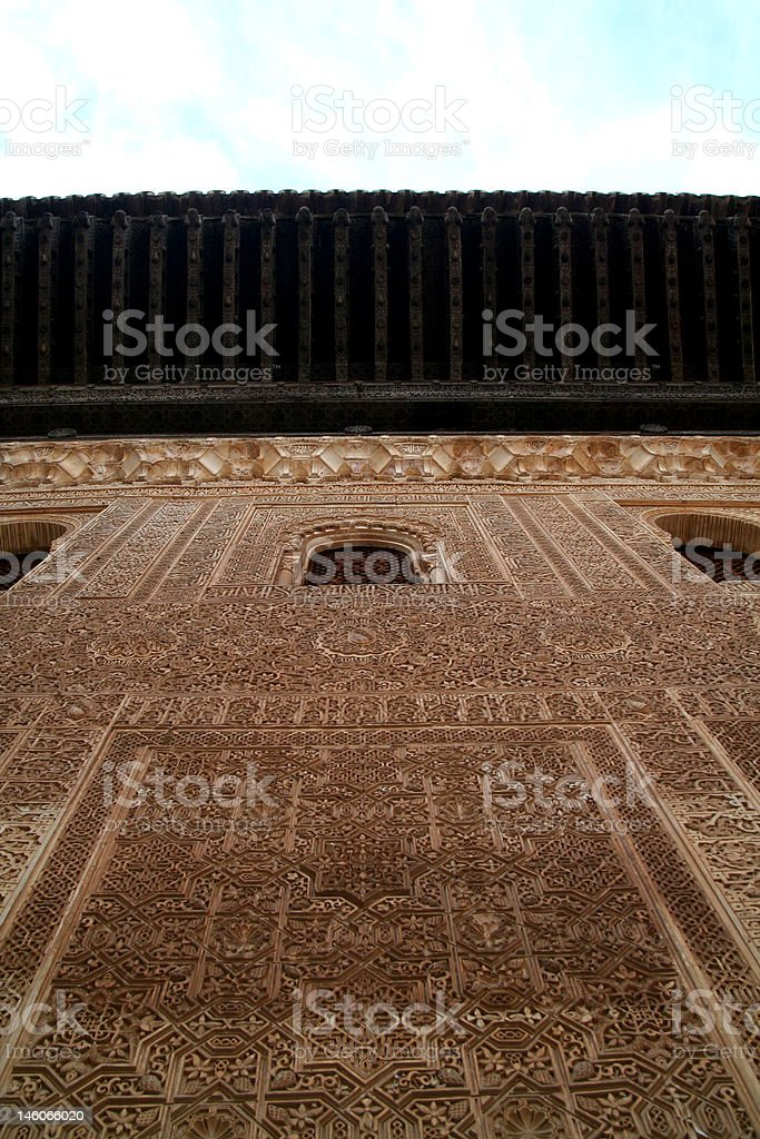 Moorish memories royalty-free stock photo