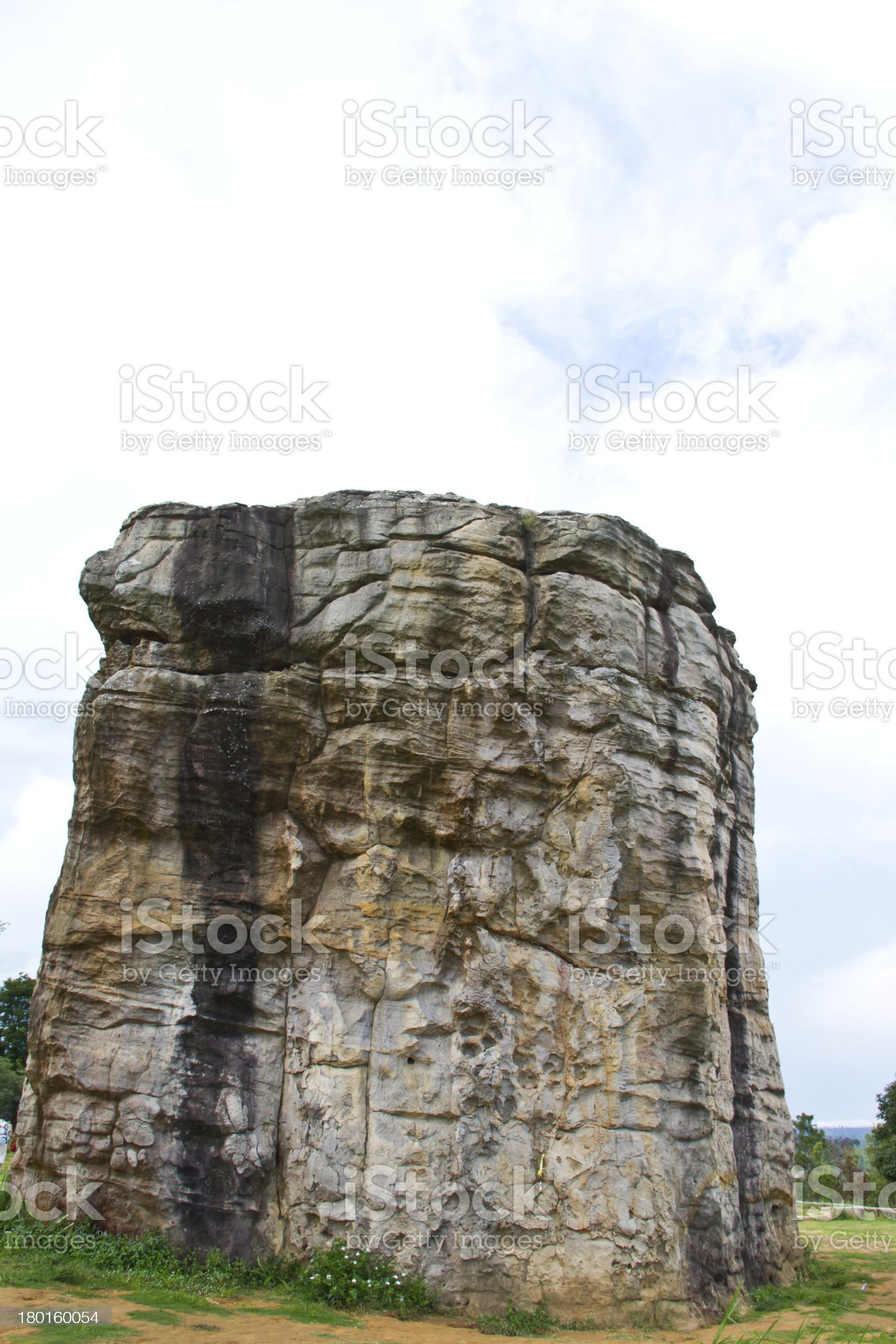 Mor Hin Khao, Stone Henge of Thailand, Chaiyaphum royalty-free stock photo