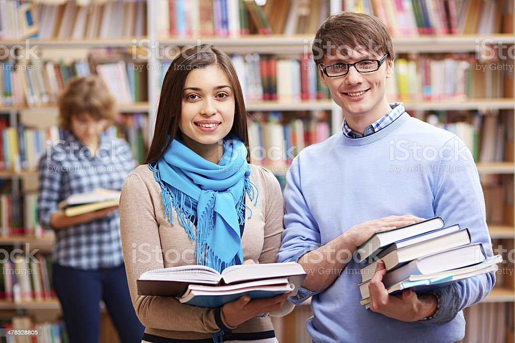 More books for better studying royalty-free stock photo