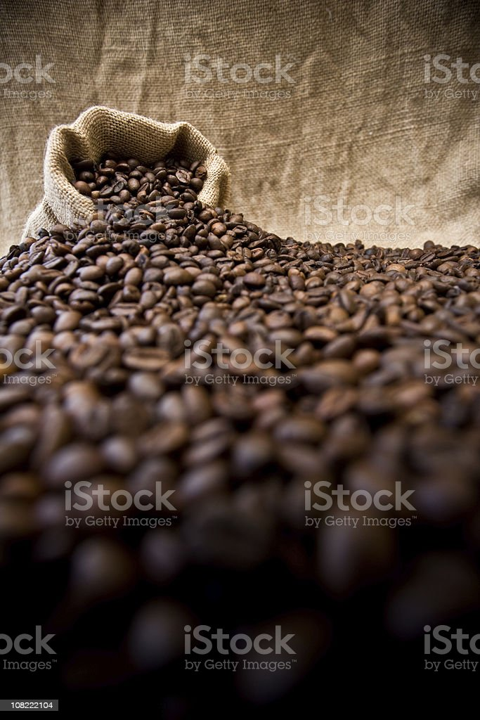 More coffee? royalty-free stock photo