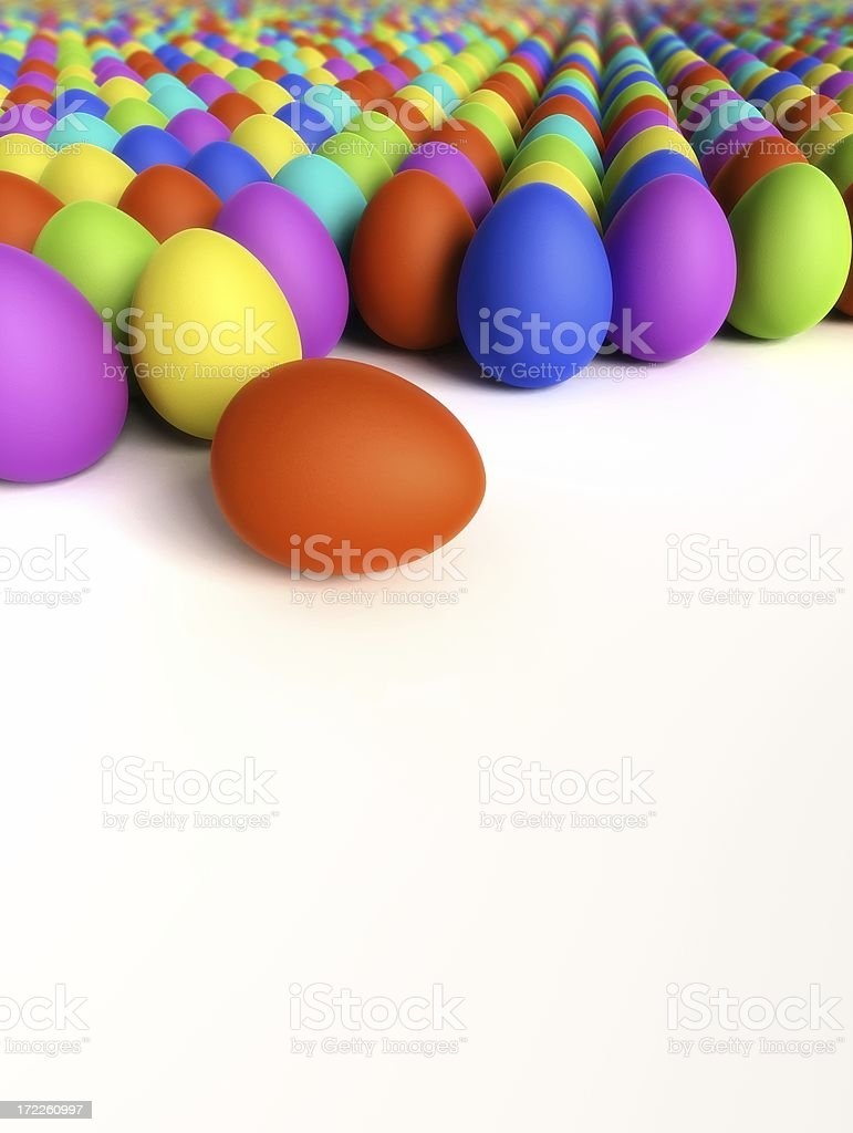 More Eggs royalty-free stock photo