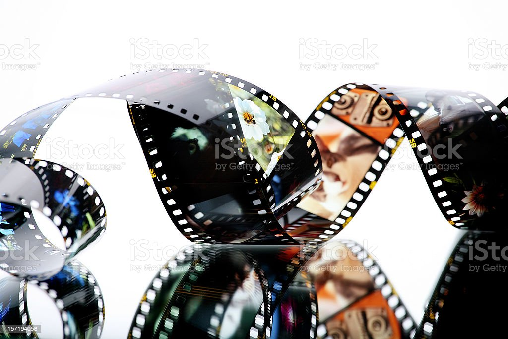 more film royalty-free stock photo