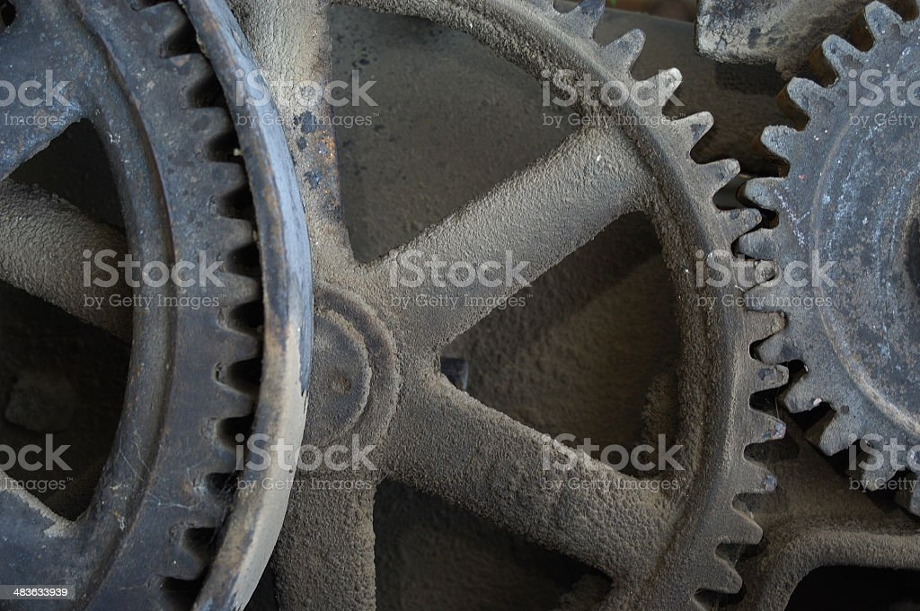 more gears royalty-free stock photo