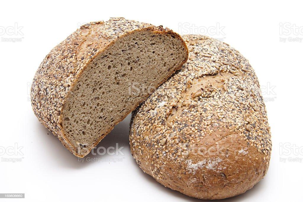 More grain bread stock photo