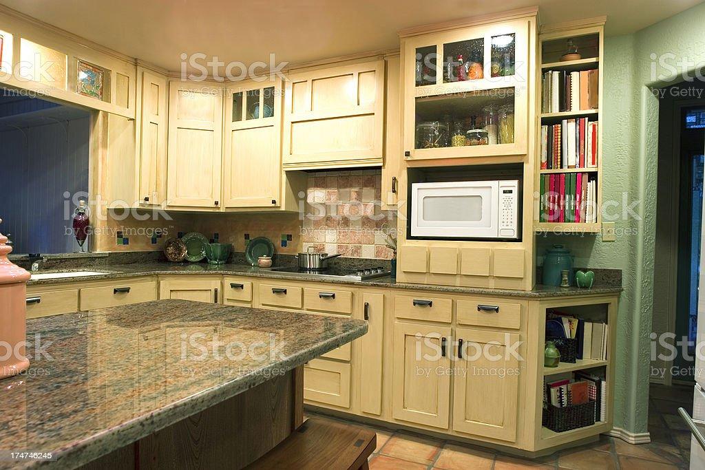 More Kitchen royalty-free stock photo