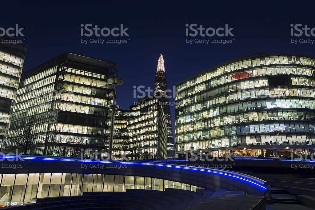 More London District royalty-free stock photo