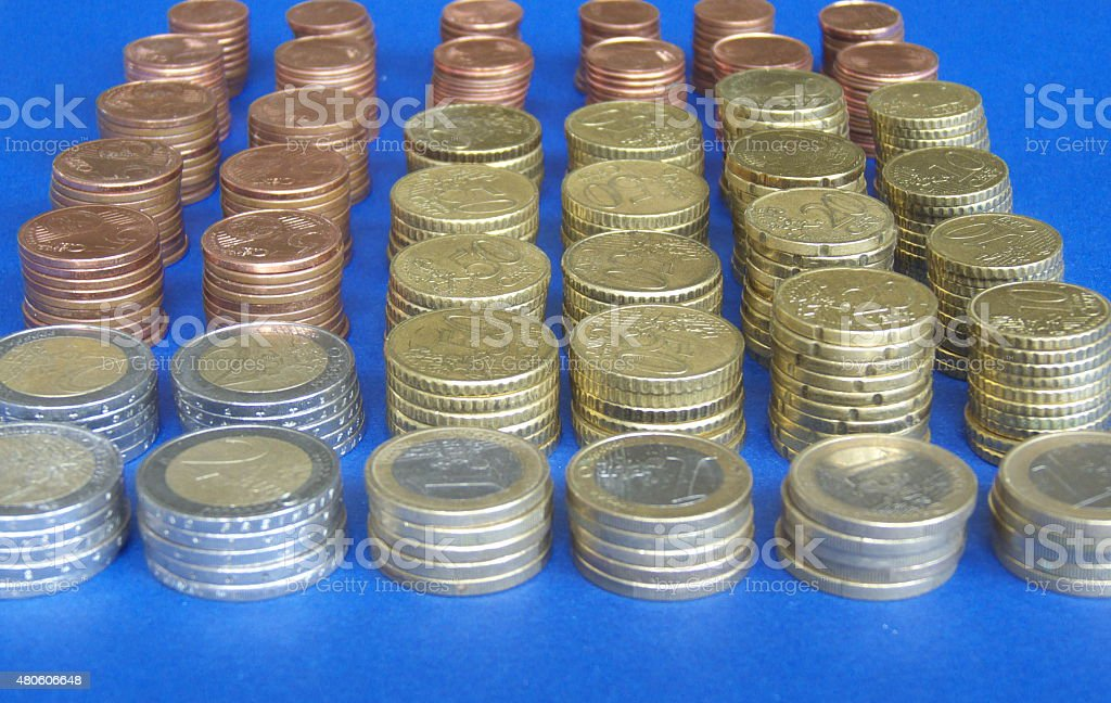 more money... stock photo