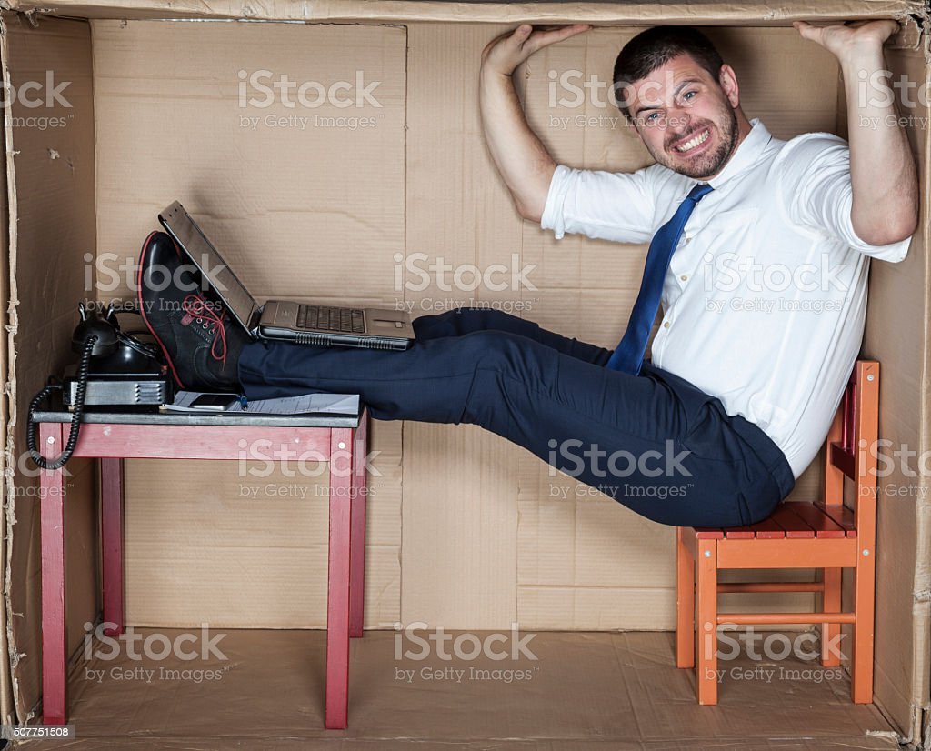 more space for my company stock photo