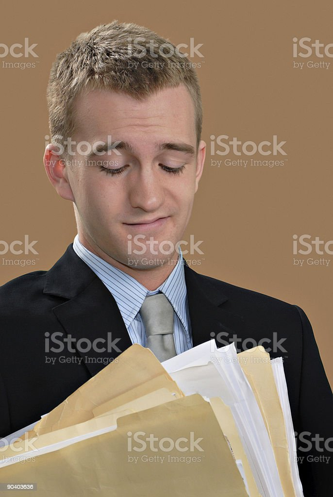 More Work!! royalty-free stock photo
