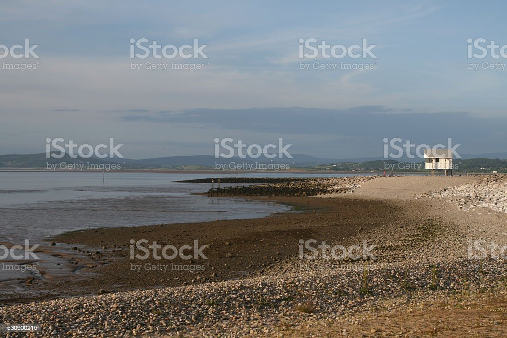 Morecambe seaside stock photo