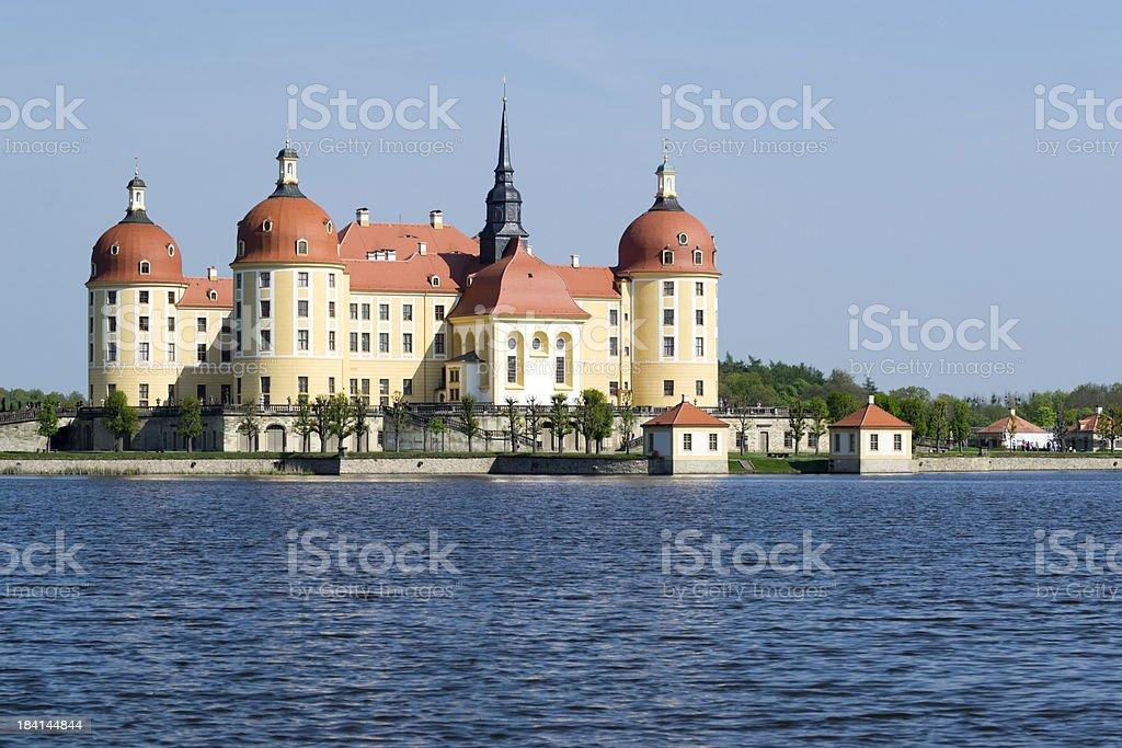 Moritzburg stock photo