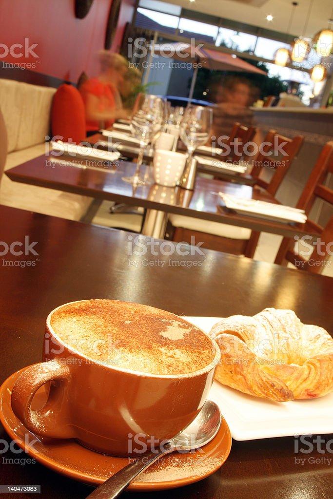 Mornig Coffee royalty-free stock photo
