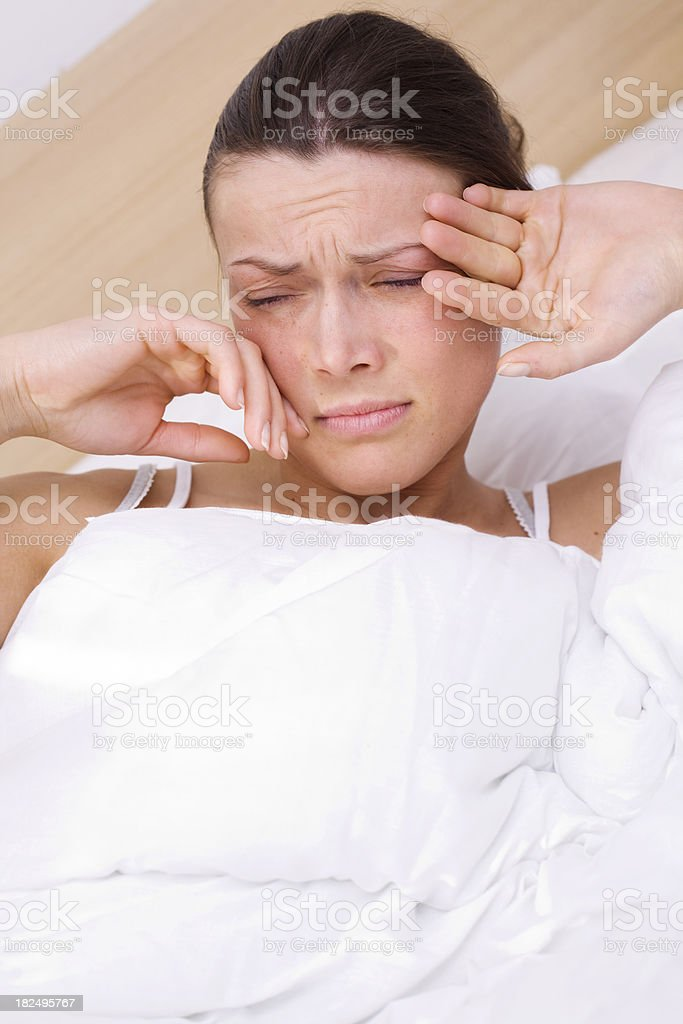 Morning After stock photo