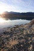 Morning at Mono Lake, California