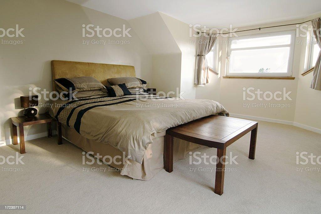 morning bedroom royalty-free stock photo