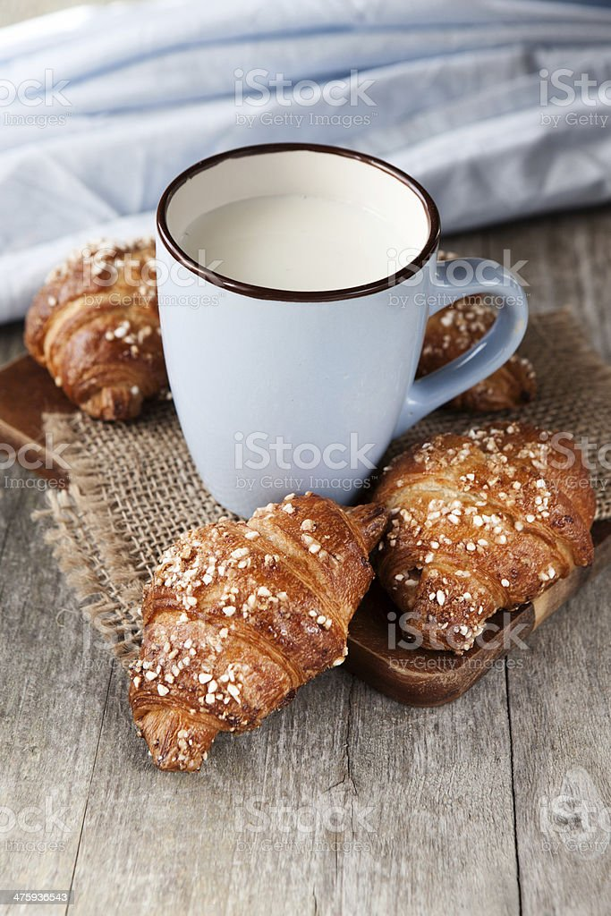 Morning breakfast royalty-free stock photo